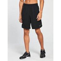 Nike Dry Training Shorts, Black, Size 2Xl, Men