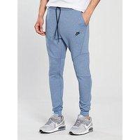 Nike Sportswear Tech Fleece Joggers, Aegean Storm, Size M, Men