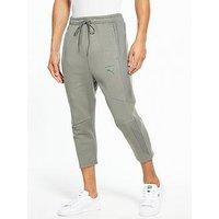 Puma Pace Net Track Pants, Grey, Size L, Men