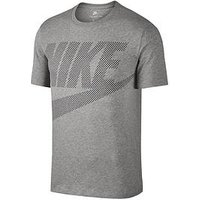 Nike Sportswear GX Pack T-Shirt, Dark Grey Heather, Size Xl, Men