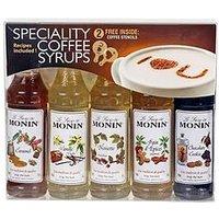 Monin Syrups Set Of 5, One Colour, Women