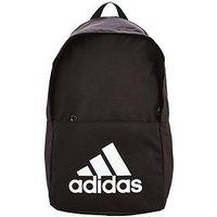 adidas Older Boy Classic Backpack, Black