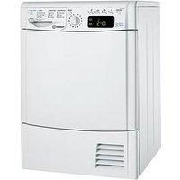 Indesit Ecotime Idpe845A1Eco 8Kg Heat Pump Condenser Sensor Dryer - White