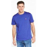 Henri Lloyd Radar Regular T-shirt, Azure Blue, Size S, Men