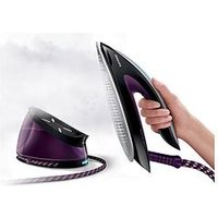 Philips Perfectcare Aqua Pro Steam Generator Iron Gc9405/80 With 450G Steam Boost - Purple
