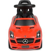 Toyrific Mercedes Sit &Amp; Go Ride On