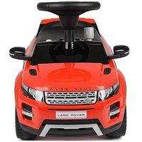 Toyrific Range Rover Sit &Amp; Go Ride On