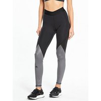 adidas Alphaskin Sport Tight - Black , Black, Size 2Xs, Women