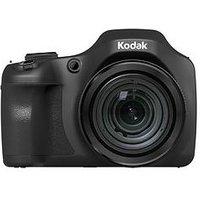 Kodak Pixpro Az652 Astro Zoom Bridge Camera 20Mp 65X Zoom Wifi Fhd 3 Lcd Black