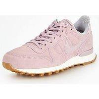 Nike Internationalist SE - Pink , Rose, Size 7, Women
