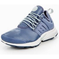 Nike Air Presto SE - Blue , Light Grey, Size 4, Women