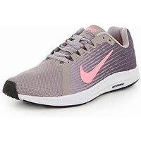 Nike Downshifter 8 - Grey , Grey, Size 5, Women