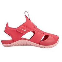 Nike Sunray Protect 2 Infant Sandal, Pink, Size 9
