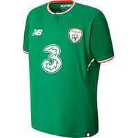 New Balance Ireland Home Short Sleeved Shirt, Green, Size 3Xl, Men