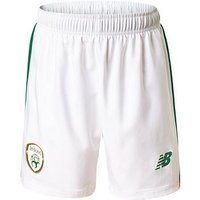 Boys, New Balance Ireland Junior Home Short, White, Size Xl