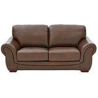 Kiera 2 Seater Premium Leather Sofa