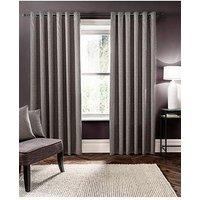 Studio G Verona Lined Eyelet Curtains 66X90