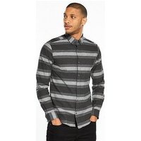 ONLY & SONS Only And Sons Bror Striped Shirt, Multi, Size S, Men