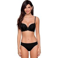 DORINA Claire Super Push Up Bra - Black, Black, Size 36D, Women