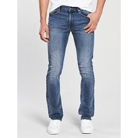 V by Very Slim Fit Jean, Midwash, Size 30, Inside Leg Regular, Men