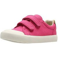 Clarks Comic Cool Shoe, Pink, Size 12 Younger
