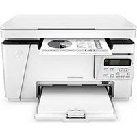 Hp Laserjet Pro Mfp M26Nw With Optional Ink - Printer Only