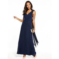 Phase Eight Maxi Dress - Sapphire