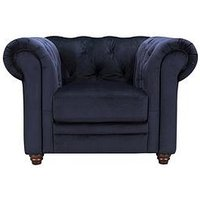Product photograph showing Cheltenham Fabric Armchair