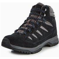 Berghaus W EXPEDITOR TREK 2.0 Boot, Black/Blue, Size 6, Women