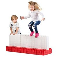Game Movil Gaint Blocks Fence - 96 Pieces