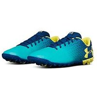 UNDER ARMOUR Under Armour Junior Magnetico Select Astro Turf Football Boots, Blue, Size 5