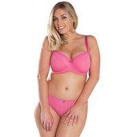 Curvy Kate Daily Dream Brazilian - Pink, Pink Mix, Size 10, Women