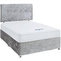 Luxe Collection By Silentnight Francesca 1000 Memory Foam Divan Bed With Storage Options (Includes Headboard!)