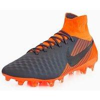 Nike Magista Orden II Firm Ground Football Boots , Grey, Size 6, Men