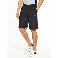 adidas Originals NMD Shorts, Black, Size S, Men