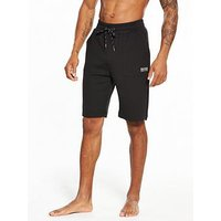 Hugo Boss Contemporary Loungeshort, Black, Size S, Men