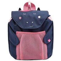 Joules Unicorn Backpack, Navy