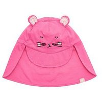 Joules Baby Sunfun Hat - Mouse, Pink, Size 6-12 Months