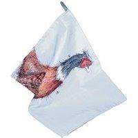 Royal Worcester Wrendale Tea Towel