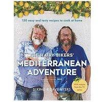 Hairy Bikers Mediterrean Book