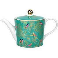 Product photograph showing Portmeirion Sara Miller Chelsea Teapot