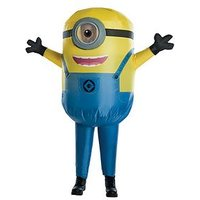Despicable Me Childs Inflatable Minion Costume