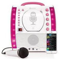 Singing Machine Sml343Btpk Karaoke With Bluetooth