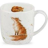 Portmeirion Wrendale 2-Piece Mug Set