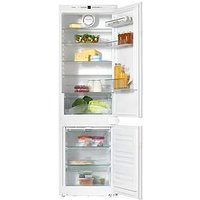 Miele Kfn 37132 Id Integrated 60/40 Frost Free Fridge Freezer With Nofrost - White