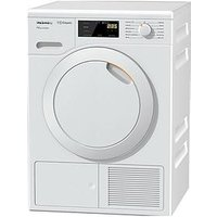 Miele Tdd220 8Kg Heat Pump Tumble Dryer With Ecodry Technology - White