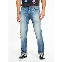 Levi's Levi's 501 Original Fit Jeans, The Patterson, Size 31, Inside Leg Regular, Men