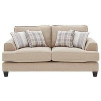 Ideal Home Harbour 2 Seater Fabric Sofa