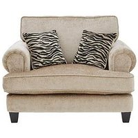 Cavendish Safari Fabric Cuddle Chair