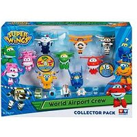 Super Wings World Airport Crew, One Colour